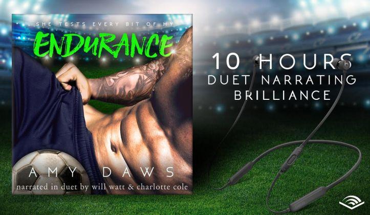 endurance audio