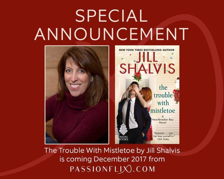 Passionflix and Jill Shalvis